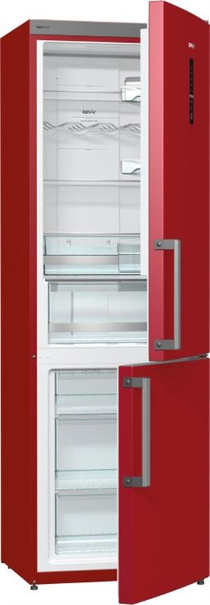 Gorenje nrk6192mr frigorifero combinato porte reversibili for Porte 15 bordeaux
